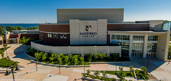 sanford center bemidji mn